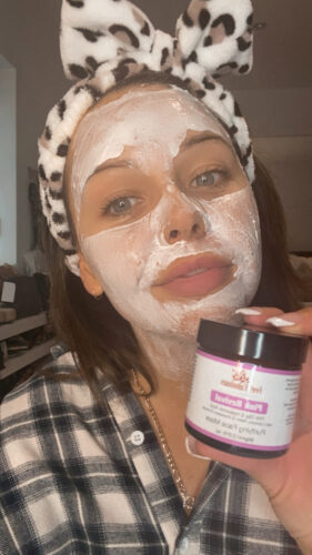 Pink Revival Face Mask To Cleanse, Moisturise & Hydrate photo review