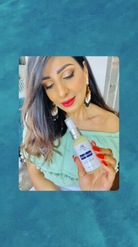 Refreshing Vitamin Rich Face Serum For Dull & Tired Skin photo review